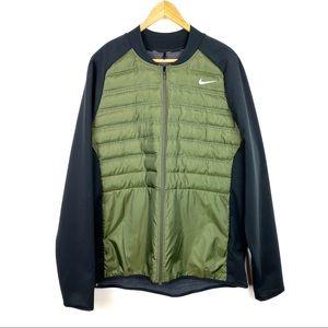 Men's Nike Golf Jacket Aeroloft Hyperadapt Size XL